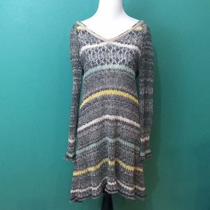 Free People Life's a Beach tunic sweater